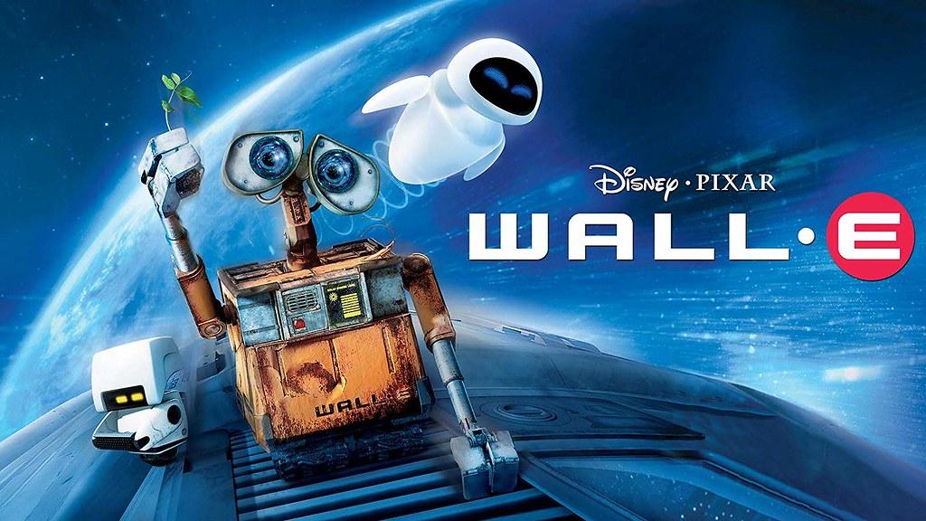 《瓦力 WALL.E》。圖片來源:IMDb
