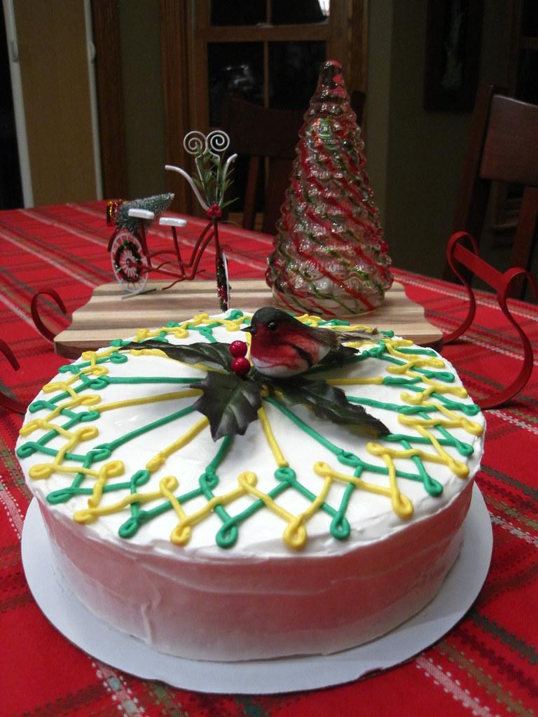 Cáca Nollag, Irish Christmas Cake
