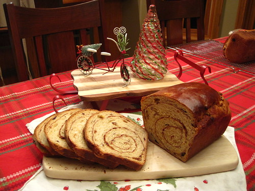 Father Christmas Bread
