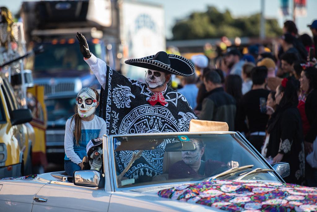 2019 Dallas Dia de los Muertos