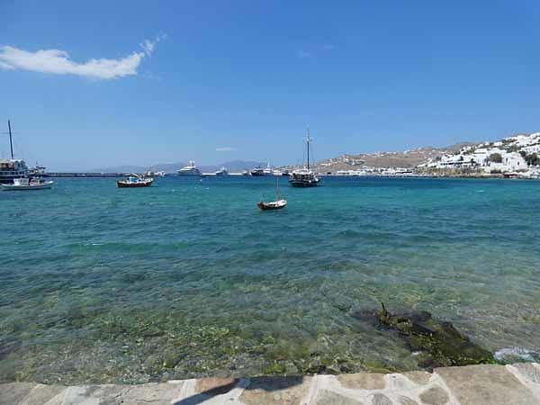 port de Mykonos