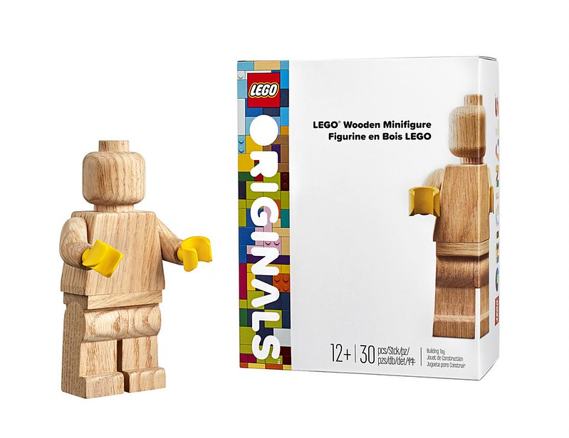 LEGO Originals minifigure_box and loose figure
