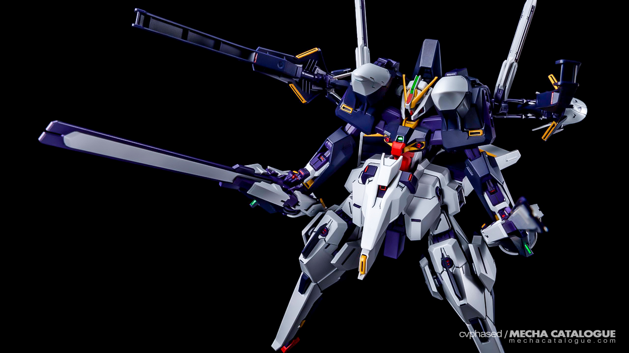 I Pre-Ordered Two! HGUC Gundam TR-6 [Haze'n-thley II-Rah]
