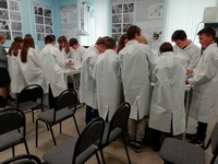 Образовательная экскурсия в школу молодого инженера ТГТУ