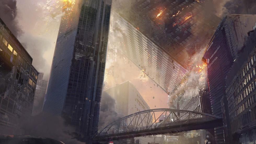 《芮氏9.6 The Quake》。圖片來源:IMDb