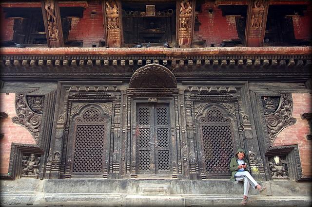 History & stories (Bhaktapur, Nepal)