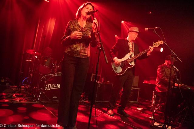 The Delines @ Ancienne Belgique 31/10/2019
