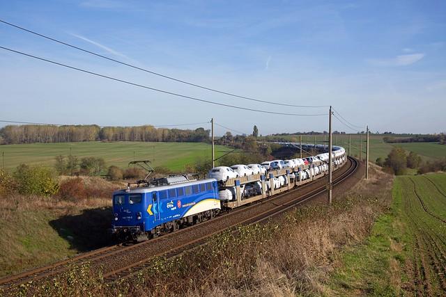 EVB 140 798 + Güterzug/goederentrein/freight train  - Ovelgünne