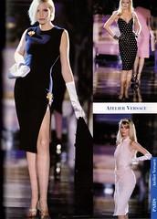 Atelier Versace S/S 1995