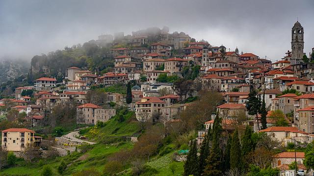 Dimitsana, Arcadia, Greece