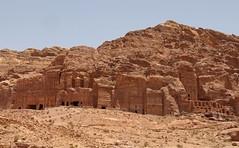 Petra, les Tombeaux Royaux