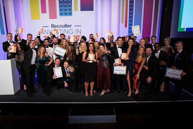 Recruiter Investing in Talent Awards 2019