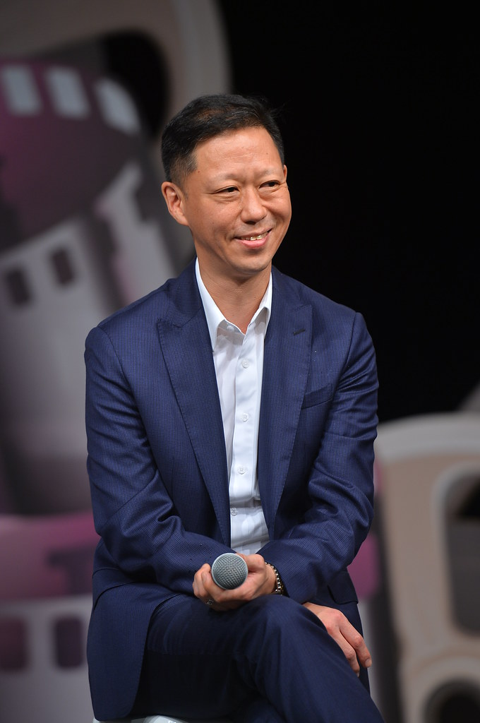 3. Mr Song (COO of Go Shop)
