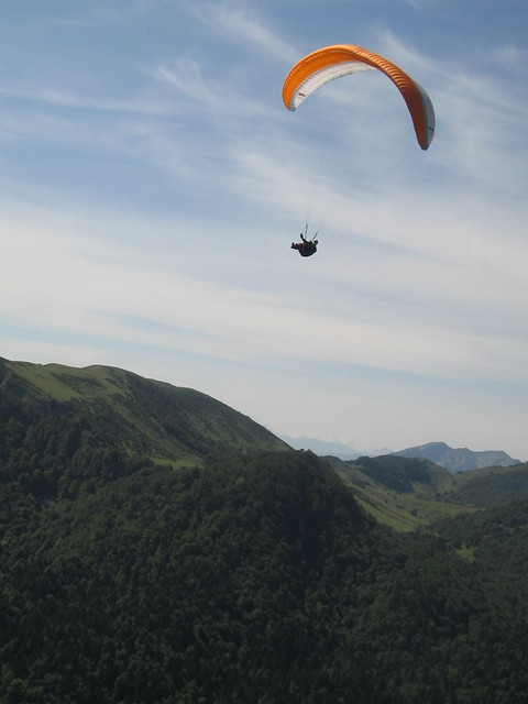 09/09/09 la Coume et une UP vu du ciel