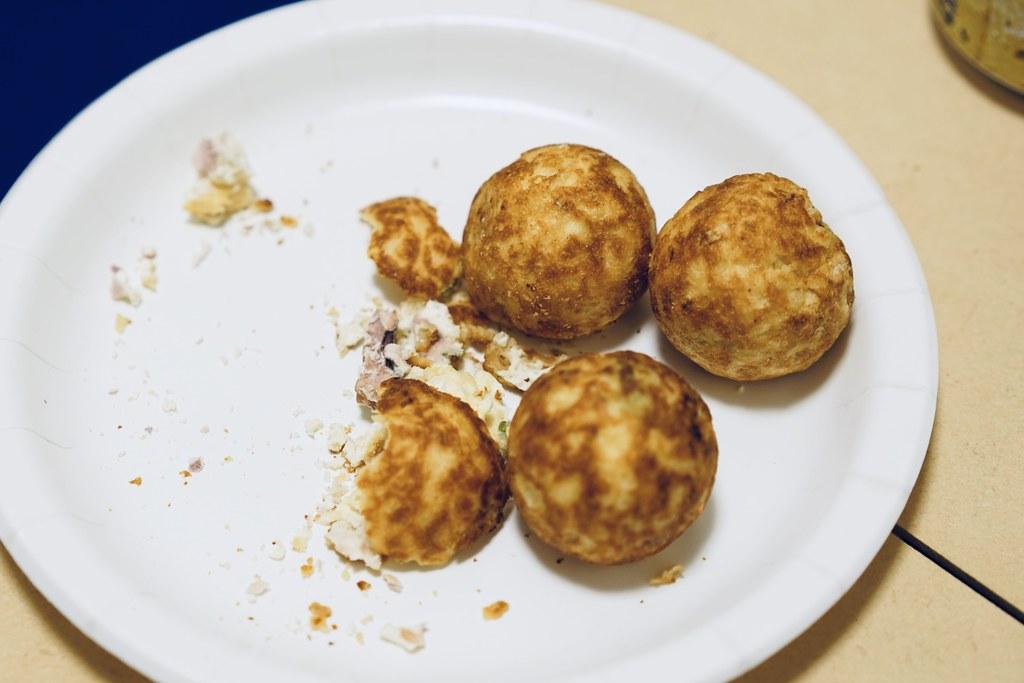 SPACE FOOD_TAKOYAKI