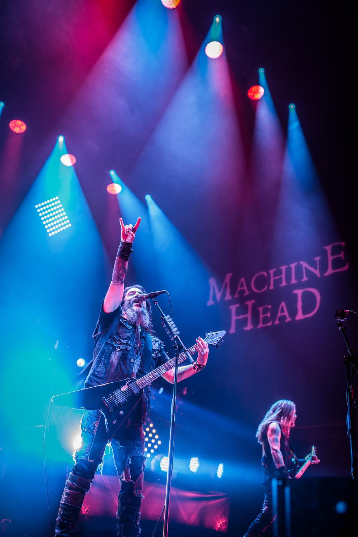 Machine Head @ Vorst National (Cathy Verhulst)