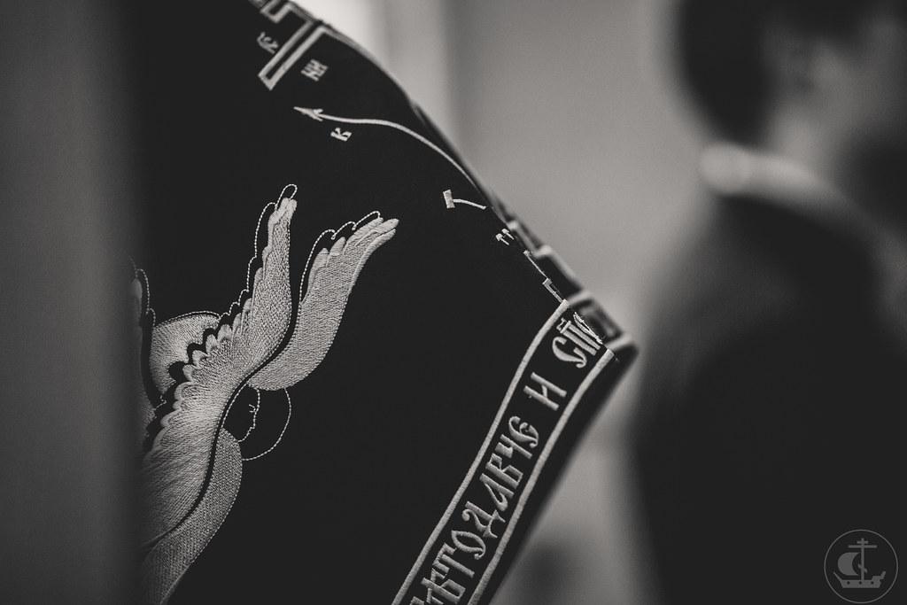 31-1 октября-ноября 2019, День памяти преподобного Иоанна Рыльского в  Иоанновском монастыре Петербурга / 1-1 October-November 2019, Memory day os st. John at the Convent of St. John of Rila