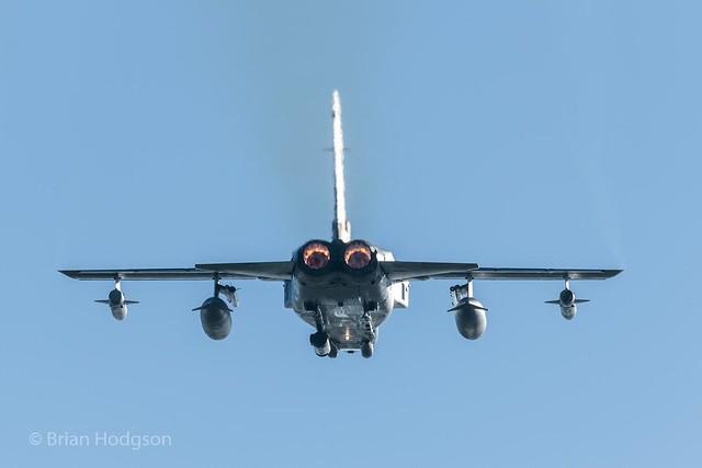 ZA553  '045'  Tornado GR4  RAF  Unmarked