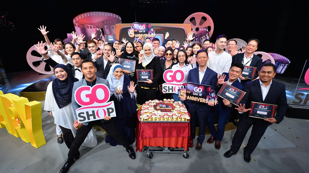 2. Go Shop 5th Anniversary Celebration
