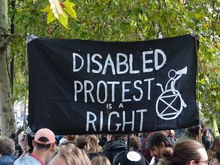 International Rebellion Day 7 London