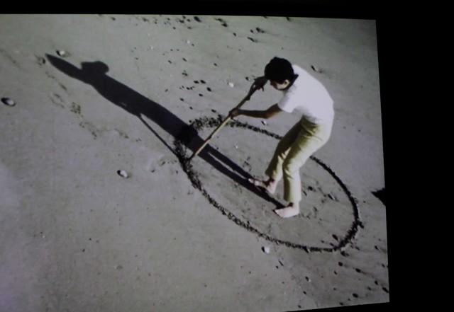 """""""Round on Sand"""" (1968)"""
