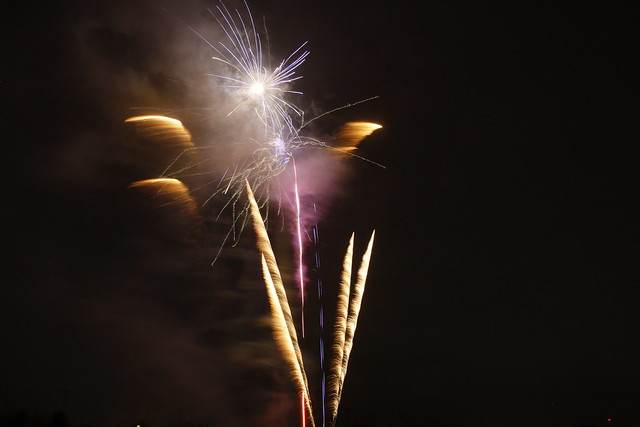 Halloween Fireworks  2019