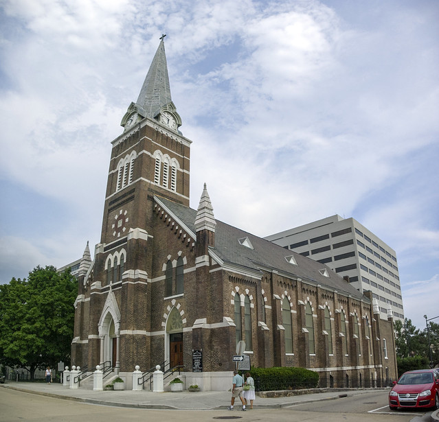 Immaculate Conception Church, Knoxville, TN