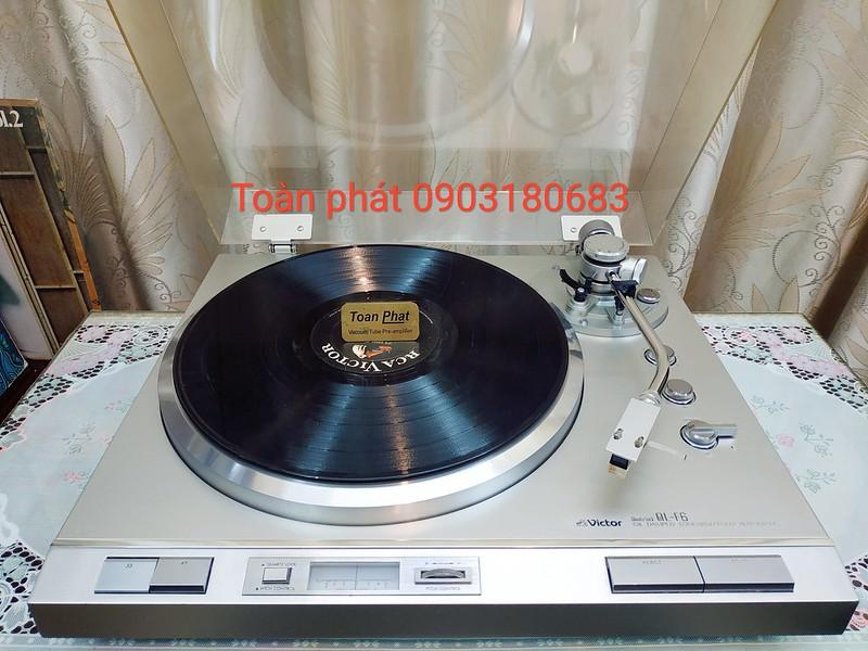 Turntable Cơ mâm đĩa than thích thú phần nghe ==>> thỏa mãn phần nhìn - 13