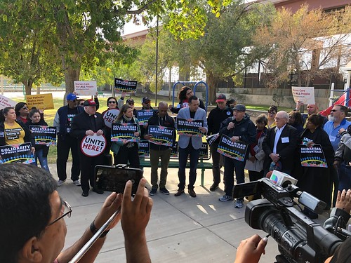 AFL-CIO Solidarity without Borders