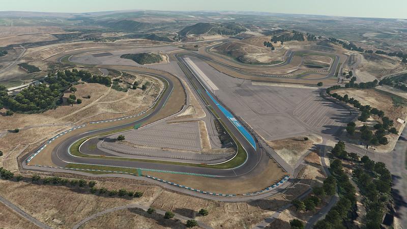 AMS2 Jerez Circuit