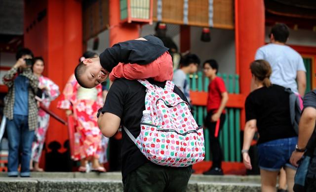 Fushimi-Inari - Fun