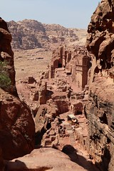 Petra, Tombeaux Royaux