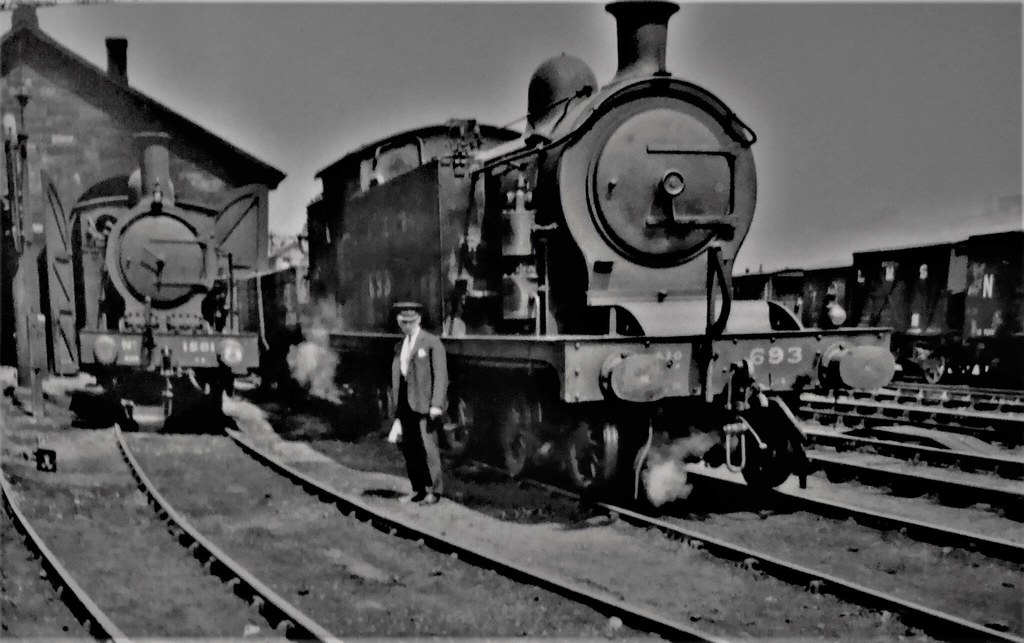 Whitby Shed 1934.