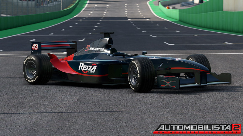 AMS 2 Formula V10