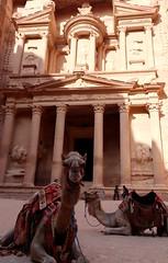 Petra, Le Trésor (Al Khazna)