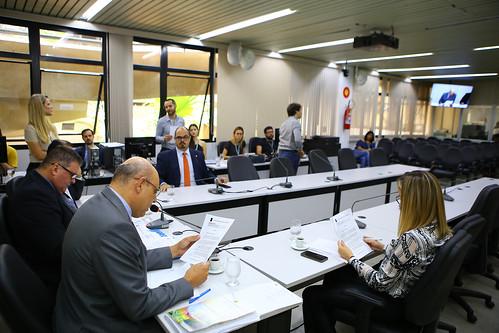 8ª Reunião - Comissão Processante