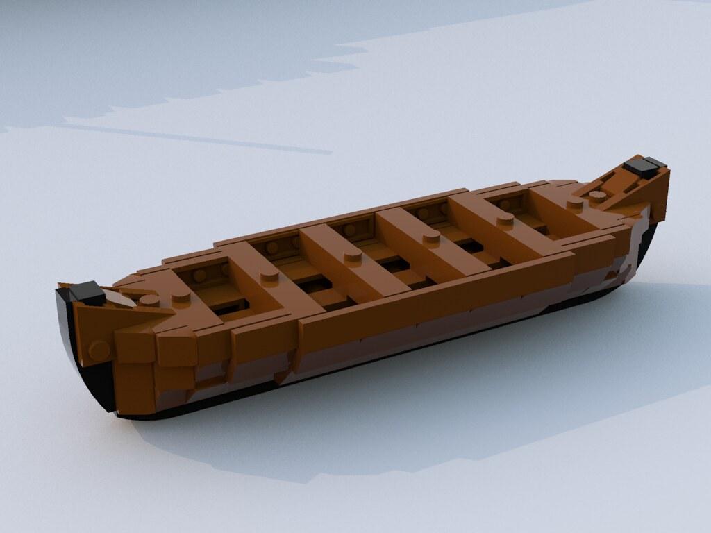 Boat for Cog