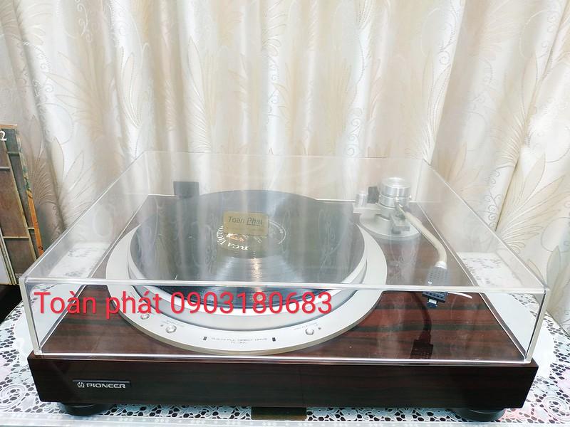 Turntable Cơ mâm đĩa than thích thú phần nghe ==>> thỏa mãn phần nhìn - 20