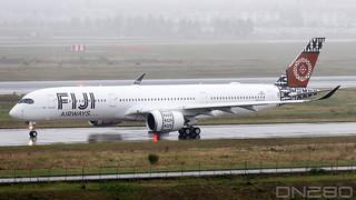 Fiji A350-941 msn 299