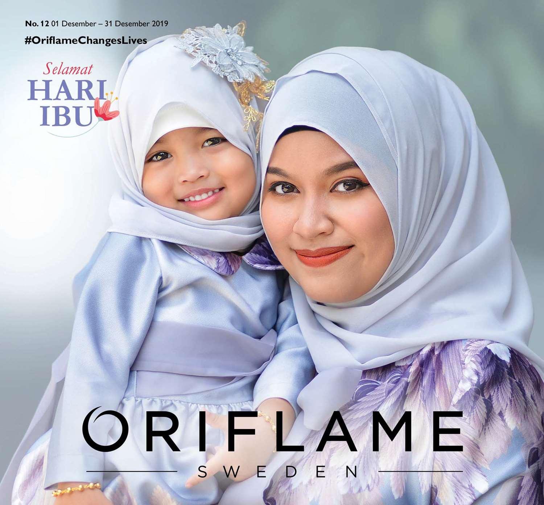 Katalog Oriflame Desember 2019 Hal 001
