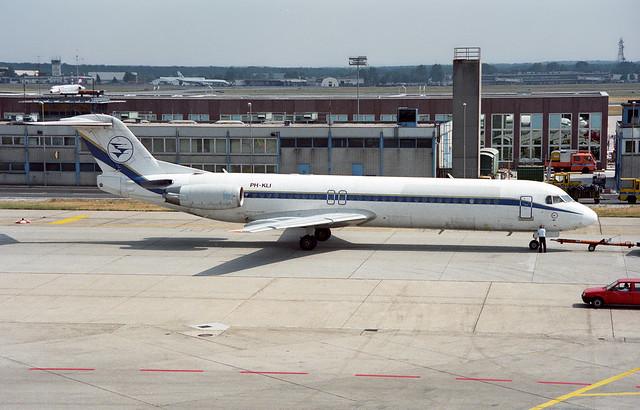 PH-KLI - Frankfurt am Main (FRA) 10.07.1994