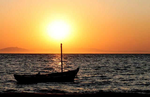 Ηλιοβασίλεμα - Sunset - Sonnenuntergang