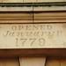 Opened 1779