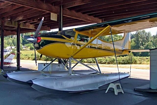 C-GEJC Cessna A.185F Skywagon 185 [185-02823] Fort Langley~C 20/07/2008