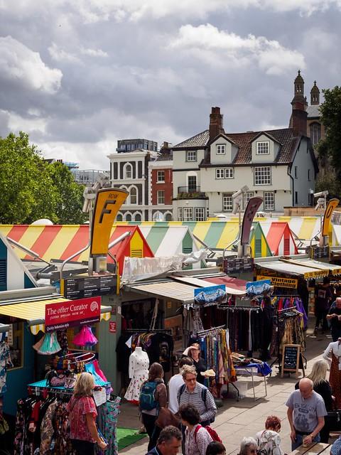 Norwich Outdoor Market