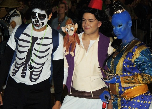 Village Halloween Parade, 10-31-19