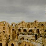 El Djem TN - Amphitheatre  1992 08