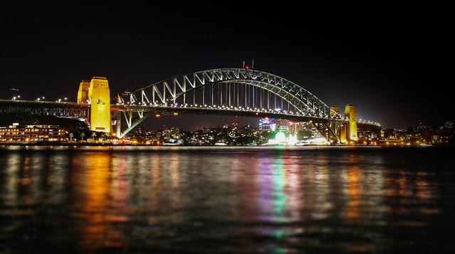 Sydney Harbour Reflection