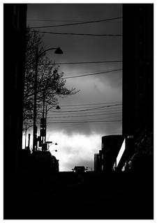 Le temps gris se poursuit.......