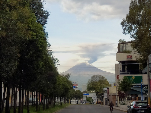 Saludos desde Puebla